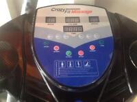 Oscillating vibration machine