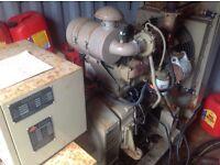Cummins diesel generator 3phase