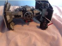 Lego Star Wars Darth Vader TIE Fighter