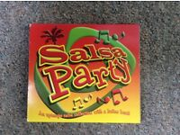Salsa Party CD