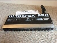 Behringer Ultrafex Pro EX3200 multiband enhancer processor