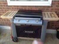 OUTBACK GAS BBQ.
