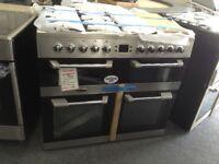 Leisure cuisine master 100cm range. £799 RRP £1055 new/graded 12 month Gtee