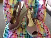 Bronze Wedges by Principles size 6