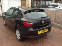 2010 SEAT IBIZA 1.4TDI Ecomotive (free tax)