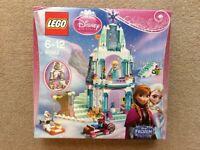 Brand New Lego 41062 Disney Princess Elsa's Sparkling Ice Castle