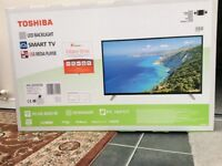 Brand new 49inch tv never been used