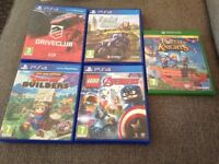 PS4 childrens games