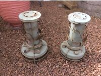 Old style paraffin heaters