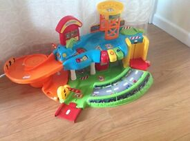 Vtech Toot Toot garage excellent condition