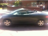 Peugeot 307cc convertible 2005 £650 no offers