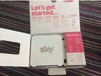 Sky Hub. Model no. SR101.