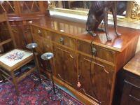 Sideboard + Cabinet