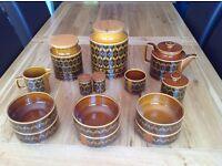 Hornsea Heirloom Pottery Set - 14 pieces