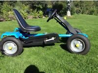 Kids and adult pedal powered go kart,outdoor toy