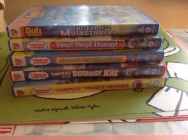 Bundle of Thomas the Tank Engine & Bob the Builder