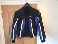 Textile Spyke motorbike jacket