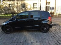 Mercedes Benz a200 turbo full service history black edition
