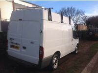 2011,61 plate ford transit 85 ps swb semi hi top with mot