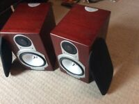 2 monitor audio rs1 speakers . Ring me only .