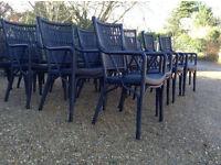 20x Coffee Shop Chairs