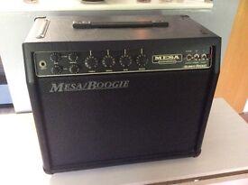 Mesa Boogie Subway Rocket.