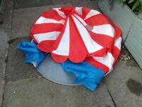 2x Ikea tents used but good condition £10.00