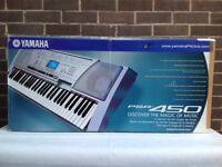 Yamaha PSR-450 Electronic Keyboard