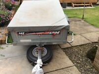 Erde 142 trailer approx 5' x 3.5' Good condition