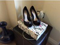 Kurt Geiger shoes black