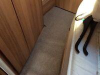 Caravan Carpets for Bailey Unicorn Valencia series2 Brand New