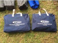 Camping equipment - 12 seperate items