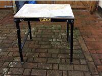 Dewalt DE1000 universal stand / work bench