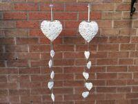12-Heart String Lights