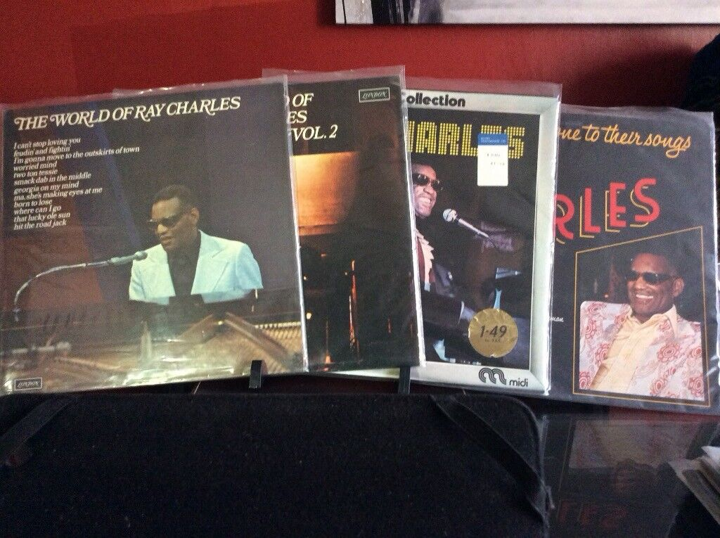 Ray Charles Bundle 4 for 1 price | in Bransholme, East Yorkshire | Gumtree