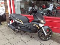 2015 Gilera Runner St 125cc Finace and delivery available/FREE DELIVERY IF PURCHASED BEFORE WEEKEND