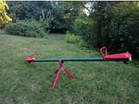 Seesaw/Teeter Totter - priced to go!