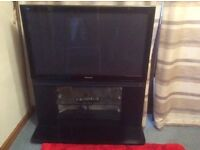 Panasonic TH-42PX70B TV with Stand