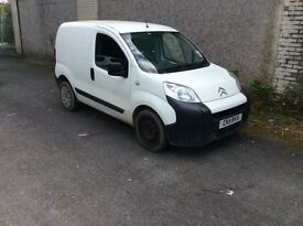 Citroen Nimo 13 diesel mot ready to go no vat side door