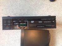 Hi Fi separates CD player & cassette tape ,