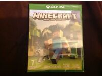 Mine craft Xbox one, sealed and brand new