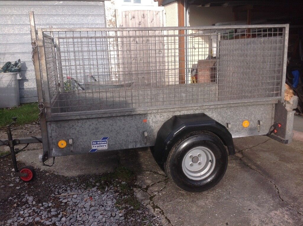 Ifor Williams P6e Trailer Cheapest Price From Our Site Animation Collectables