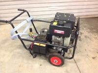 Yanmar Diesel P.W.O Pressure washer second hand