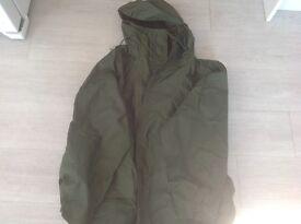 Army waterproof suit