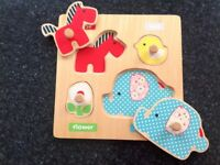 Children's Wooden Puzzle