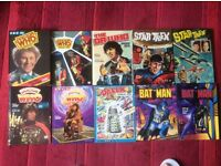 Job lot of great comic books/annuals