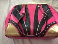 River Island handbag & purse