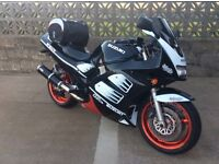 Rf900r restored mint low miles full mot swap sports bike or trade