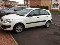 Bargain Kia Rio for Sale with one year MOT