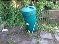 Tumble Compost Bin - Free to collector